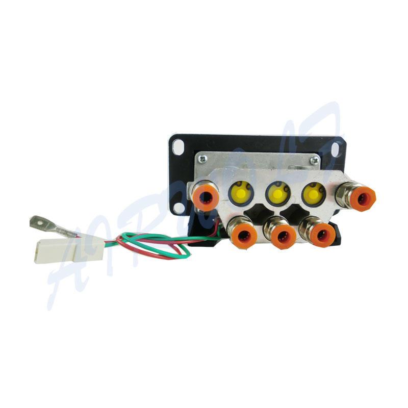 mechanical hydraulic dump valve proportional mechanical force AIRWOLF