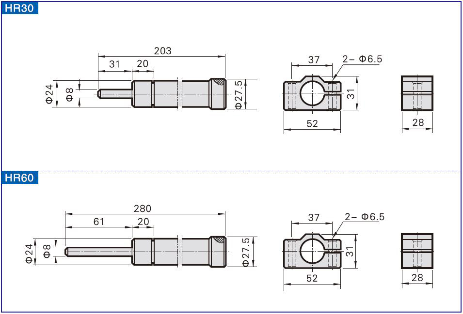 acting pneumatic cylinder manufacturers magnetically for wholesale-6