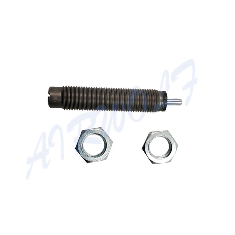 RB Series SMC Type Shock Absorber RB1007 Steel Basic Type
