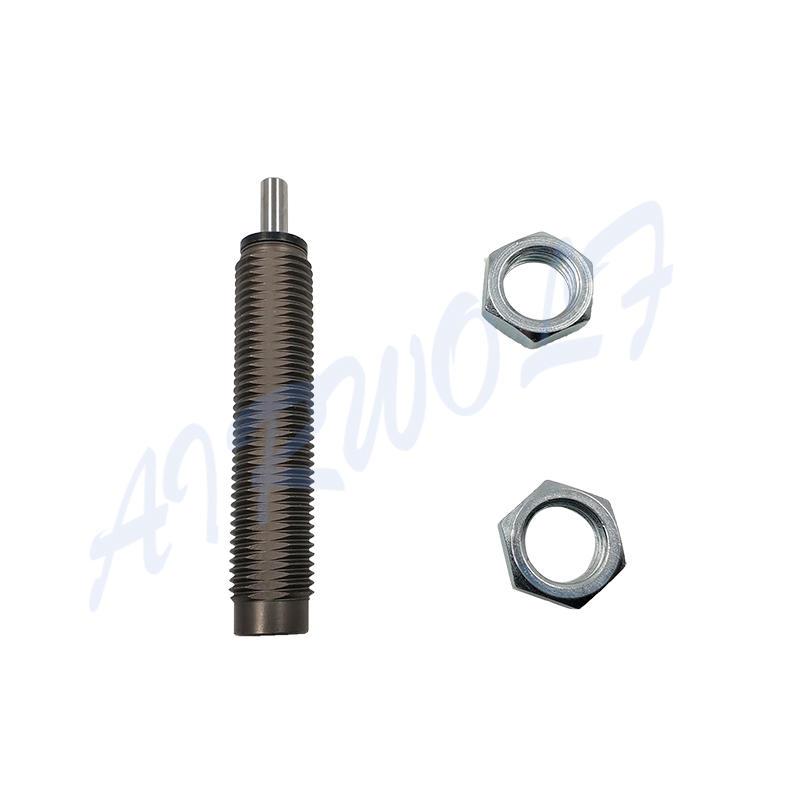SMC Type RB1412 Black Steel Cylinder Shock Absorber Buffer
