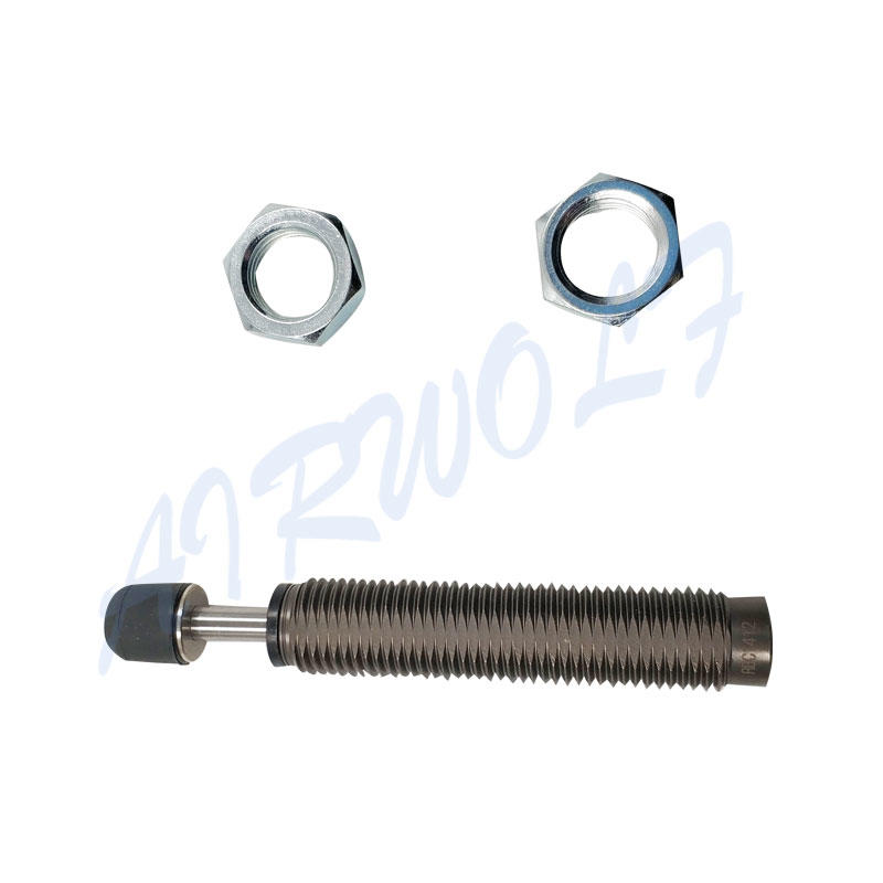 SMC RBC Series 12mm With cap Rolled steel RBC1412 Shock Absorber