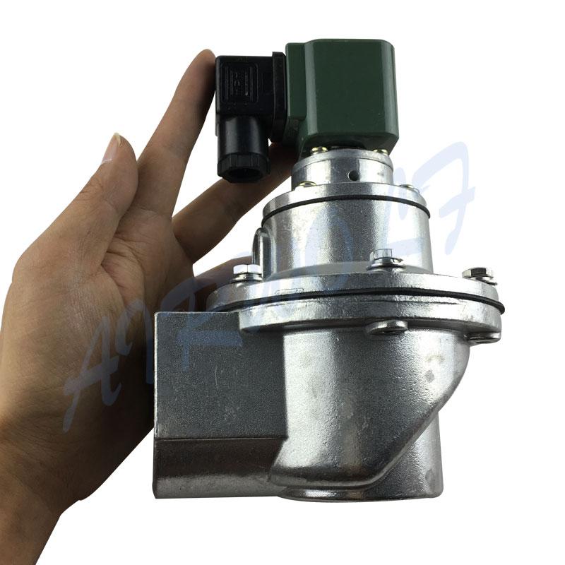 electronic pulse jet valve design aluminum alloy wholesale dust blowout-4