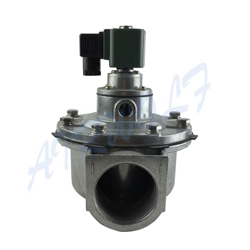 electronic pulse jet valve design aluminum alloy wholesale dust blowout-5