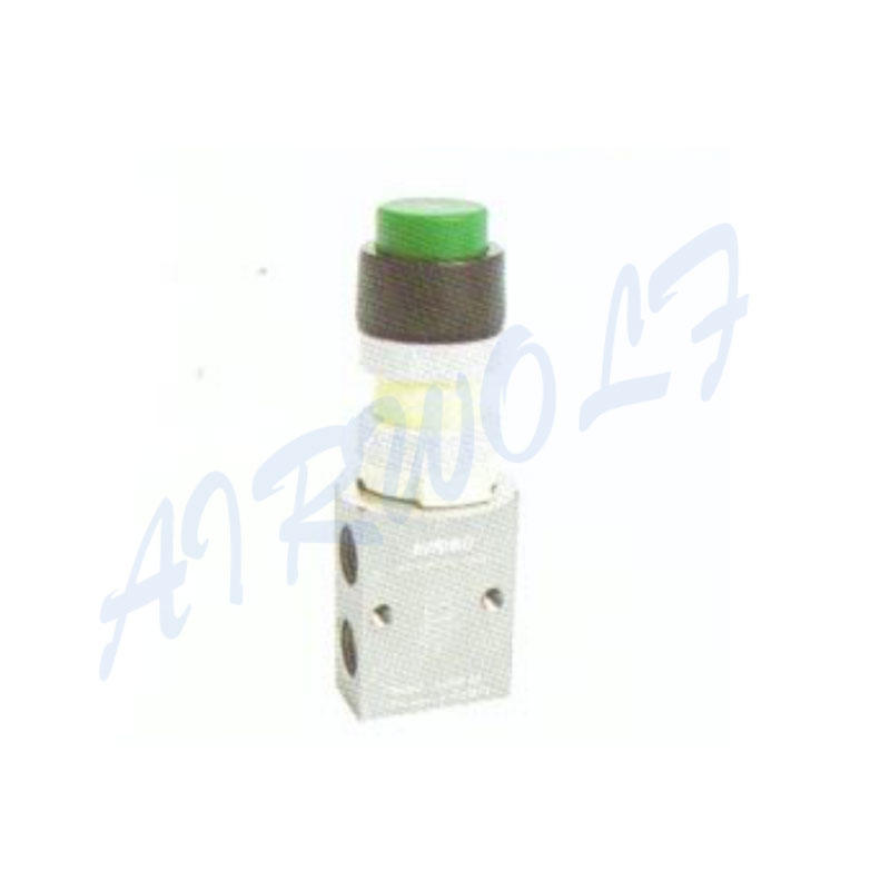 Airtac type 3/2 way S3PP series Aluminum alloy  S3PP-08 1/4 control valve