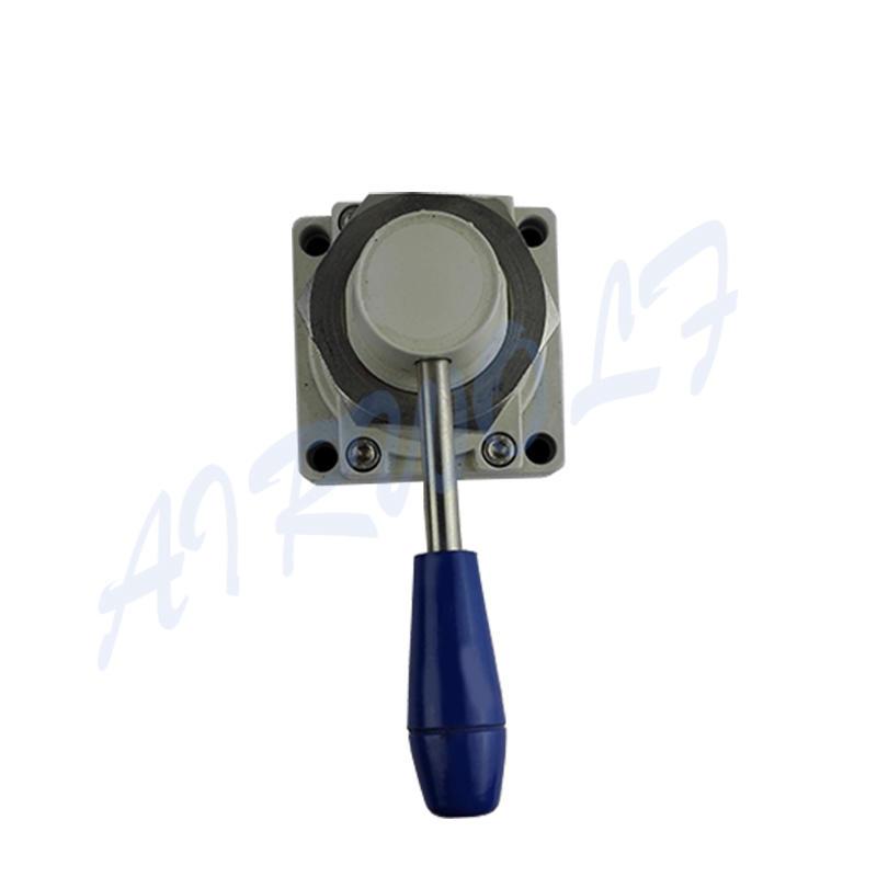 high quality pneumatic manual valves free bulk production AIRWOLF