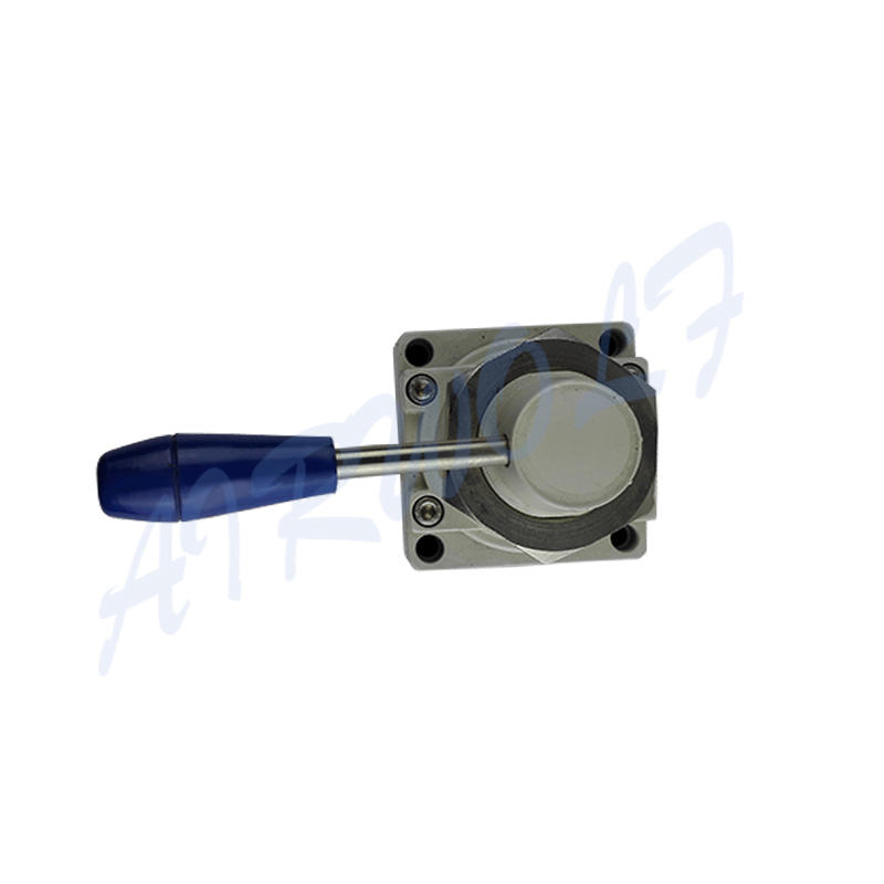 4/3 Way 4HV230-06 4HV230-08 4HV230-08L DHV230-08L Hand Operated Valve
