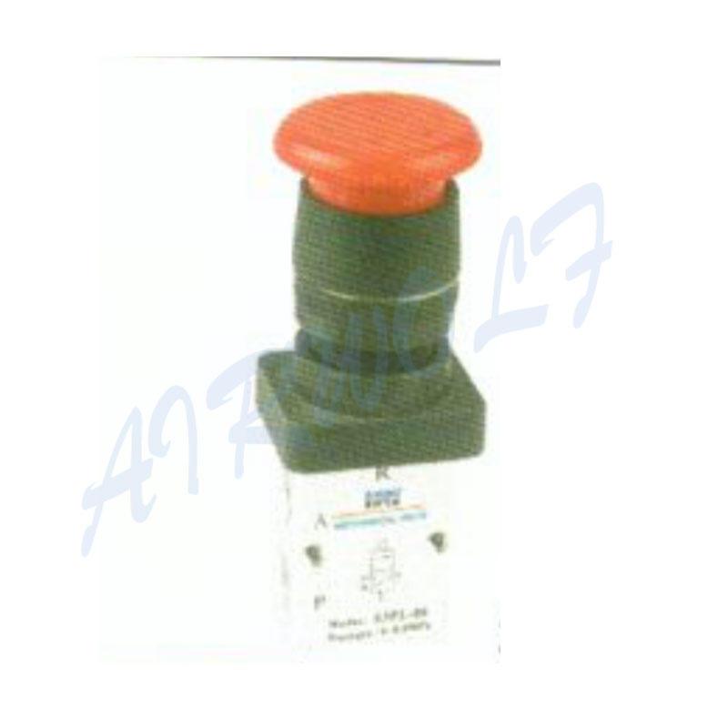 PL latching type Airtac 3/2 way  Aluminum alloy NS3PL-M5 NS3PL-06 1/8  NS3PL-08 1/4 pneumatic control valve