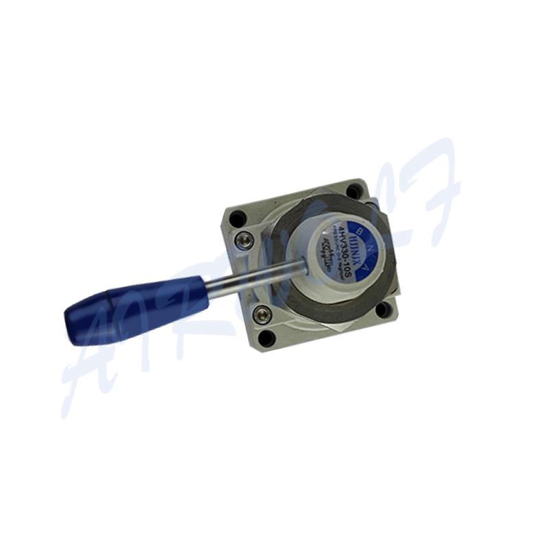 Mechanical Valve 4HV330-08/10 4HV430-15/20 4HV430-25 Manual Operated Control Hand-switching Valve