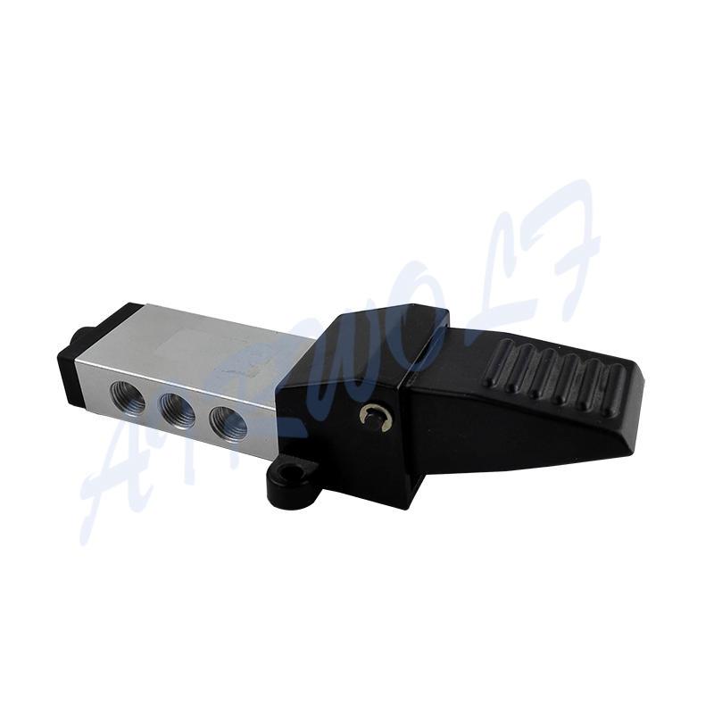 pneumatic push button valve cheapest price bulk production AIRWOLF