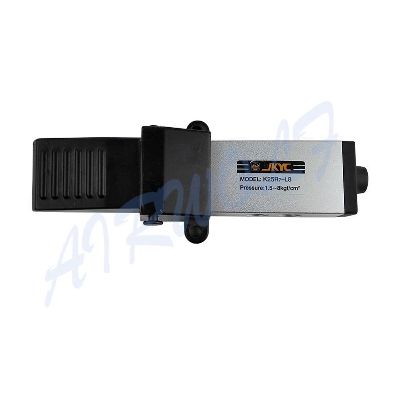 Foot Valve K25R7-8 K25R7-15 Aluminum Alloy Mechanical Valve