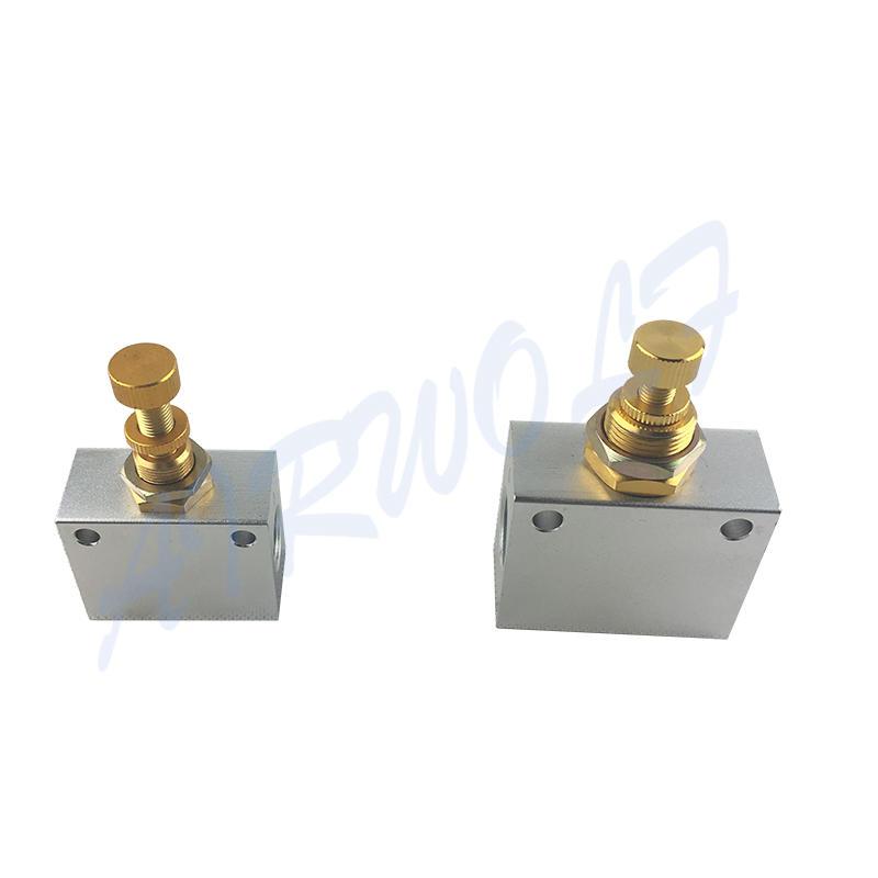 KLA Series Flow Control Valve KLA-6/8 KLA-10/15 KLA-20/25 KLA-32/40 KLA-50