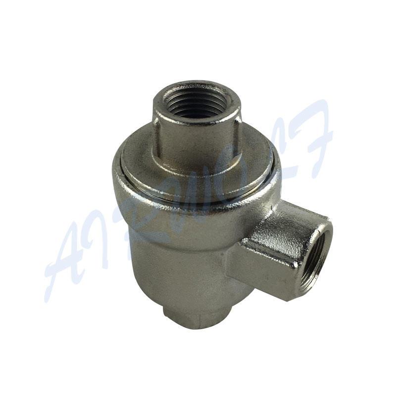 XQ Series Aluminum alloy silver XQ170600-02 RC1/4 quick exhaust valve