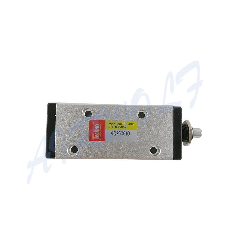 Aluminum Alloy XQ250610 XQ230610 G1/4 XQ Series Mechanical valve