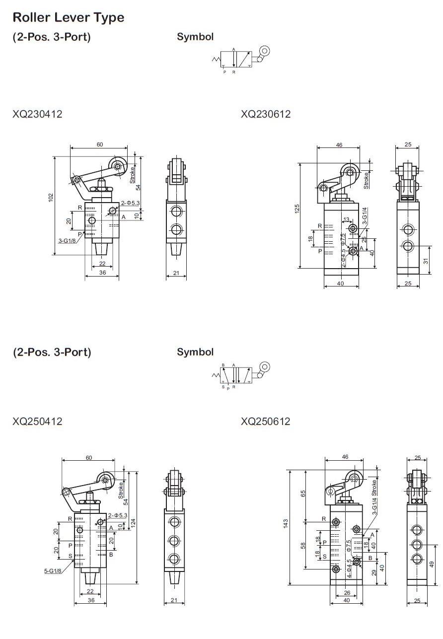 AIRWOLF black pneumatic push button valve silver bulk production-4