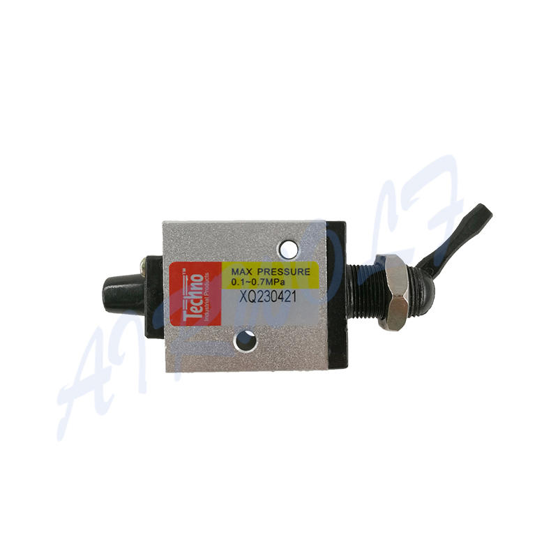 Convenient Operation 1/8 Inch XQ250421 XQ230421 XQ Series Manually Toggle Lever Mechanical Valve