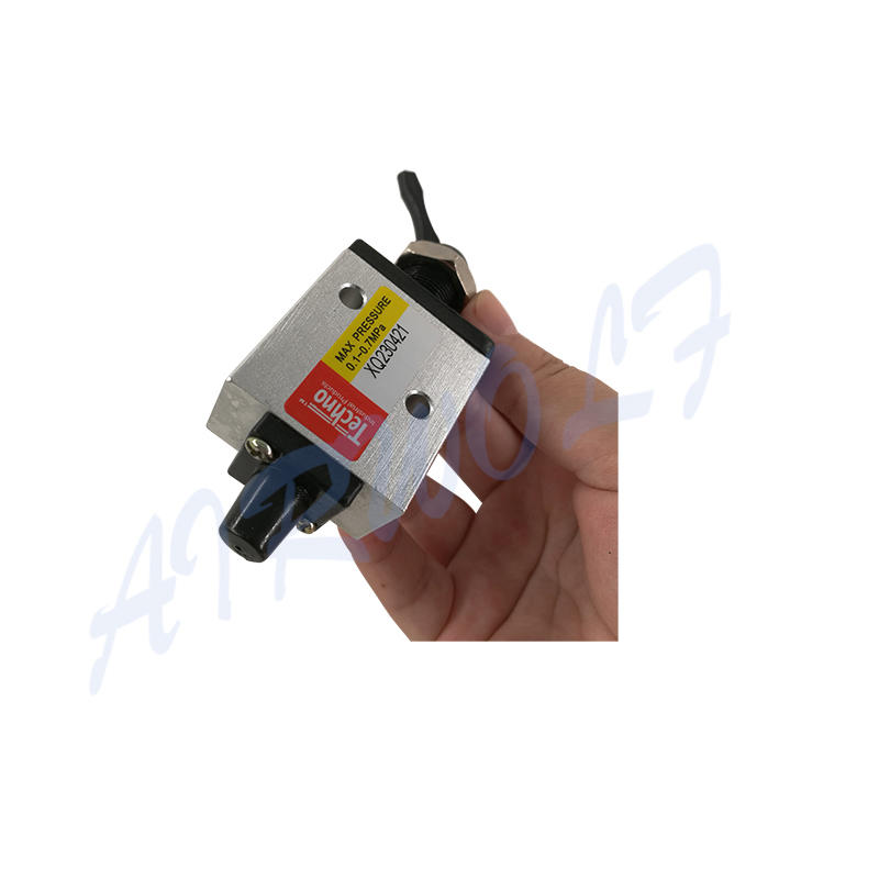 AIRWOLF convenient pneumatic push button valve valves wholesale
