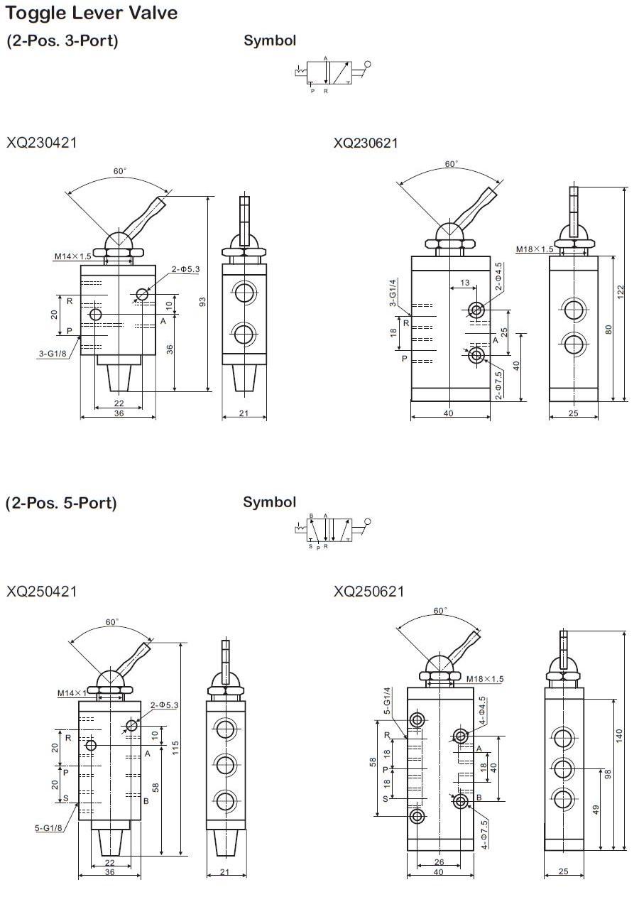 AIRWOLF convenient pneumatic push button valve valves wholesale-4