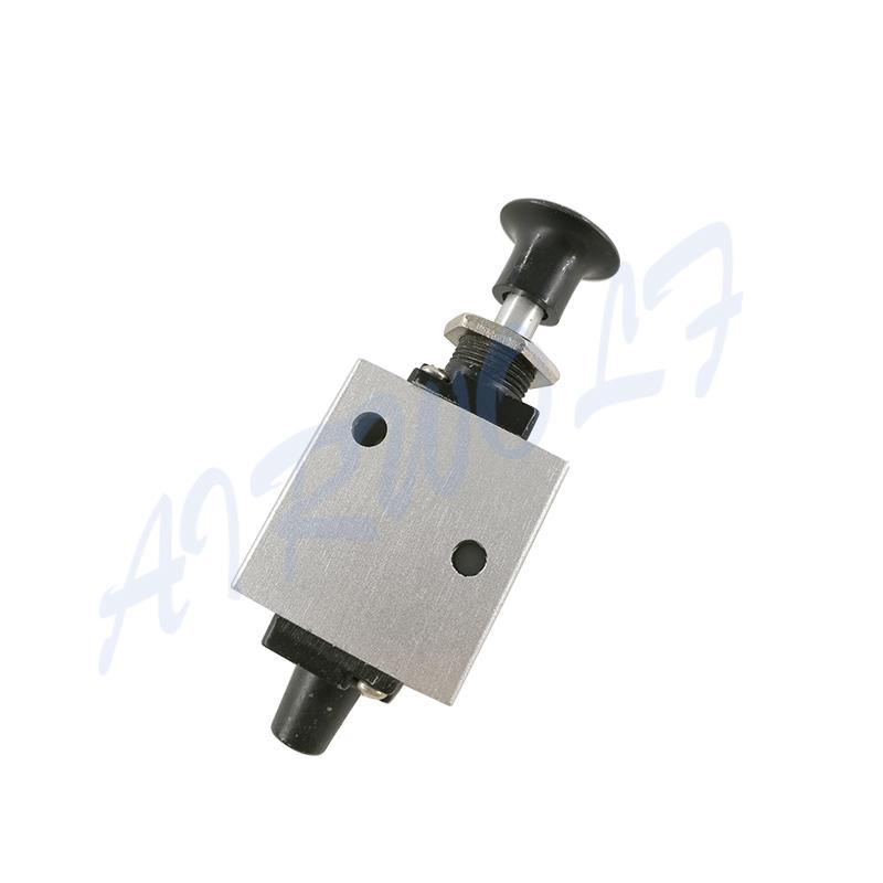 XQ Series Mechanical Valve XQ230422 XQ250422 1/4 Inch Push Pull Valve