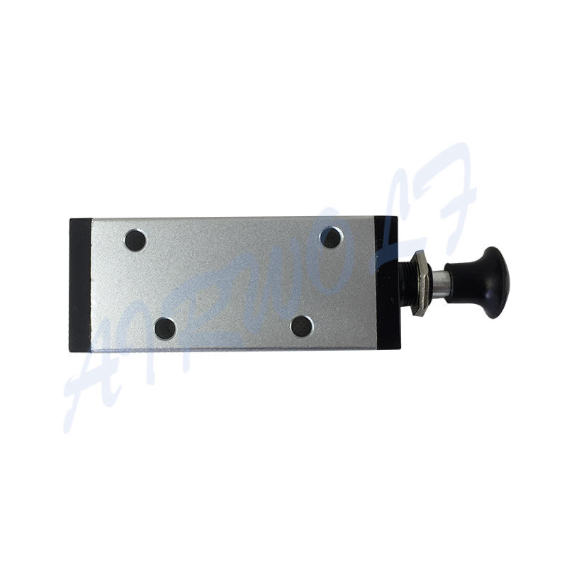 AIRWOLF slide pneumatic manual control valve operated at discount