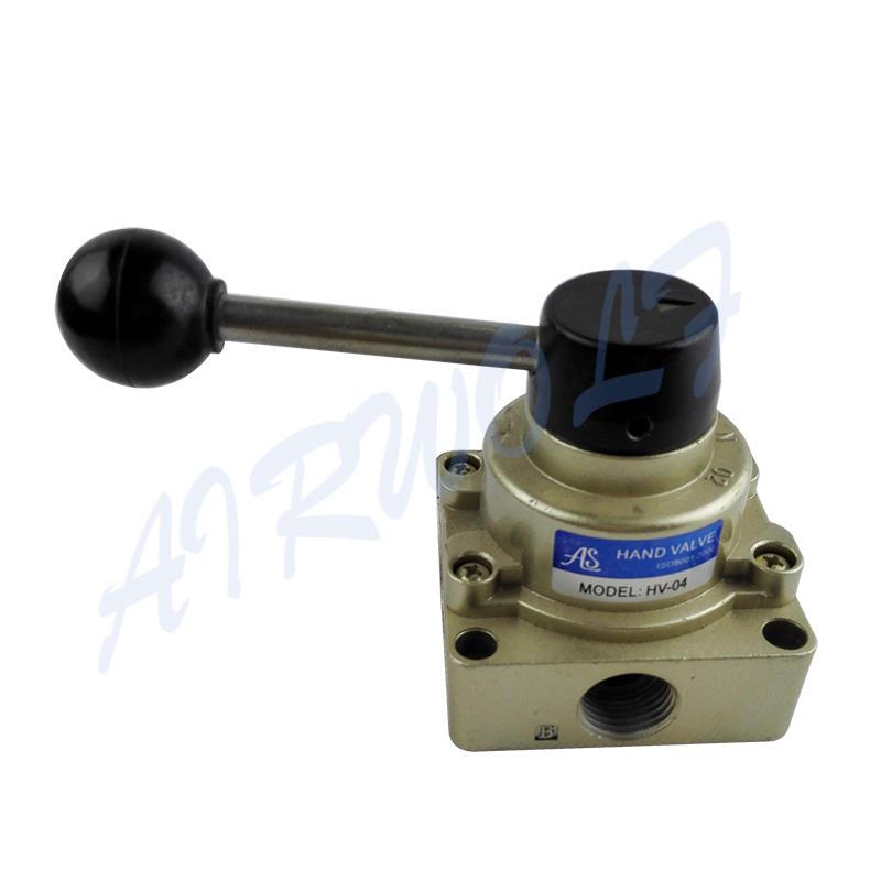 pp pneumatic manual control valve custom airtac wholesale