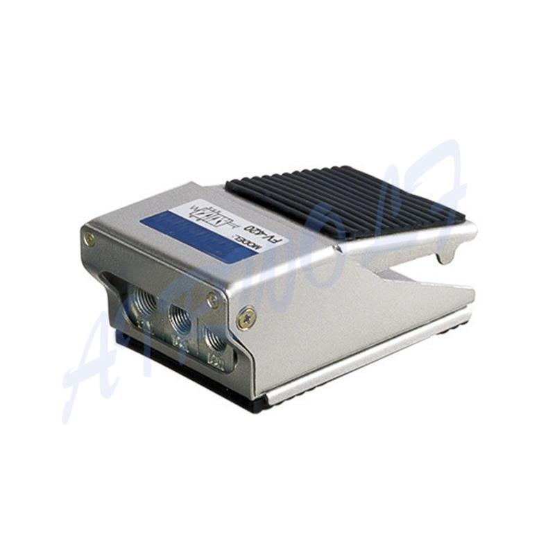 FV Series Pneumatic Foot Operate FV420 FV320 Foot Pedal Control Valve