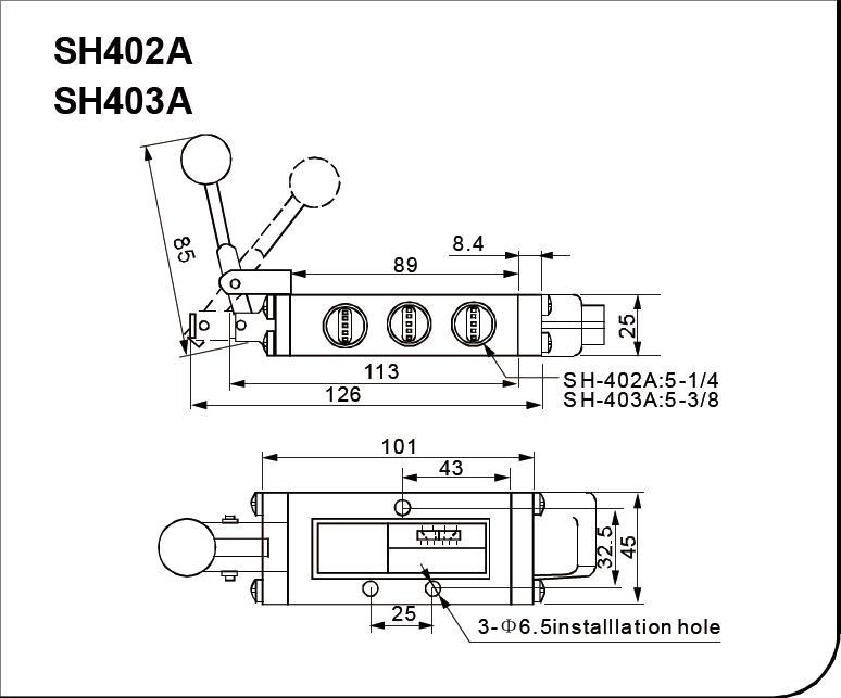 custom pneumatic push pull valve pneumatic bulk production AIRWOLF