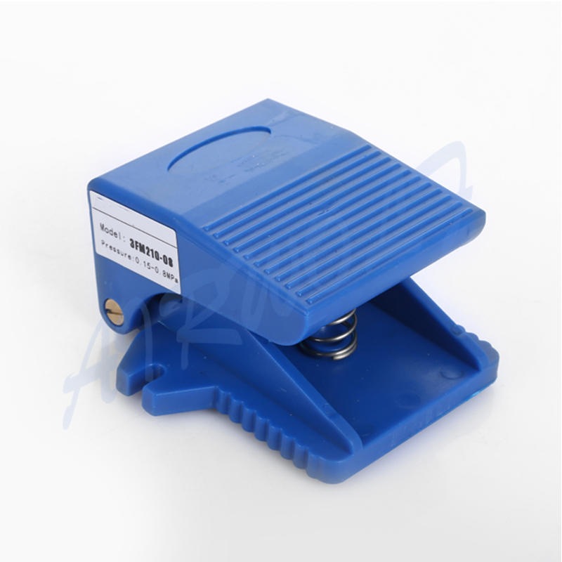 3/2 Way 3FM Series 3FM210-08 G1/4 Mini Type Foot Pedal Valve