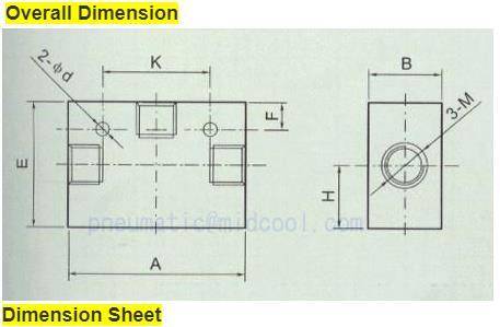 pneumatic push button valve custom wholesale AIRWOLF-4