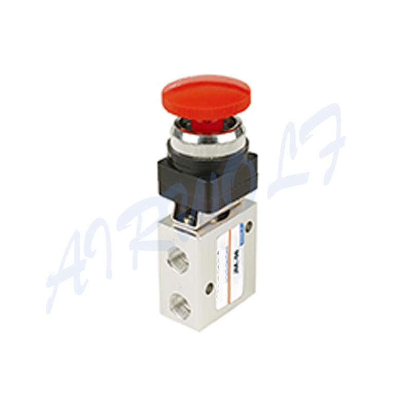 Pneumatic 3/2 way Manual Mechanical valve JM322R JM-07 JM322PP JM322PPL JM322PB JM-06A JM322EB