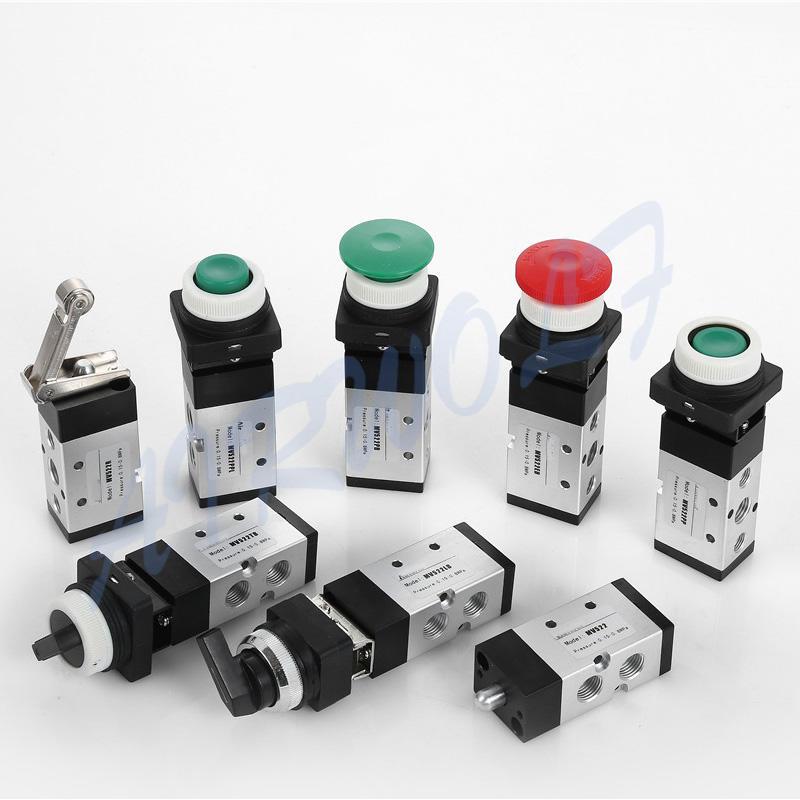 custom pneumatic manual control valve high quality at discount AIRWOLF