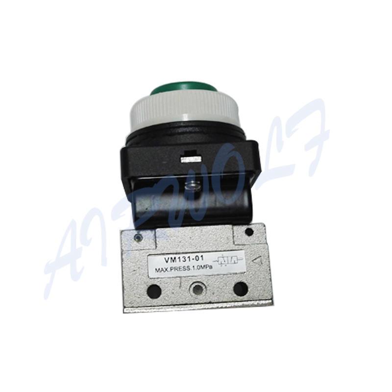 SMC Type VM131 Series Protruding Type Mechanical valve VM131-01-00 VM131-01-01