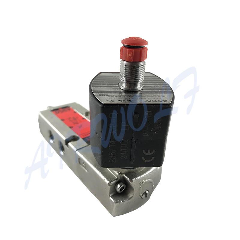 8551A421MO ASCO Type 1/4 Inch Aluminium Solenoid Valve