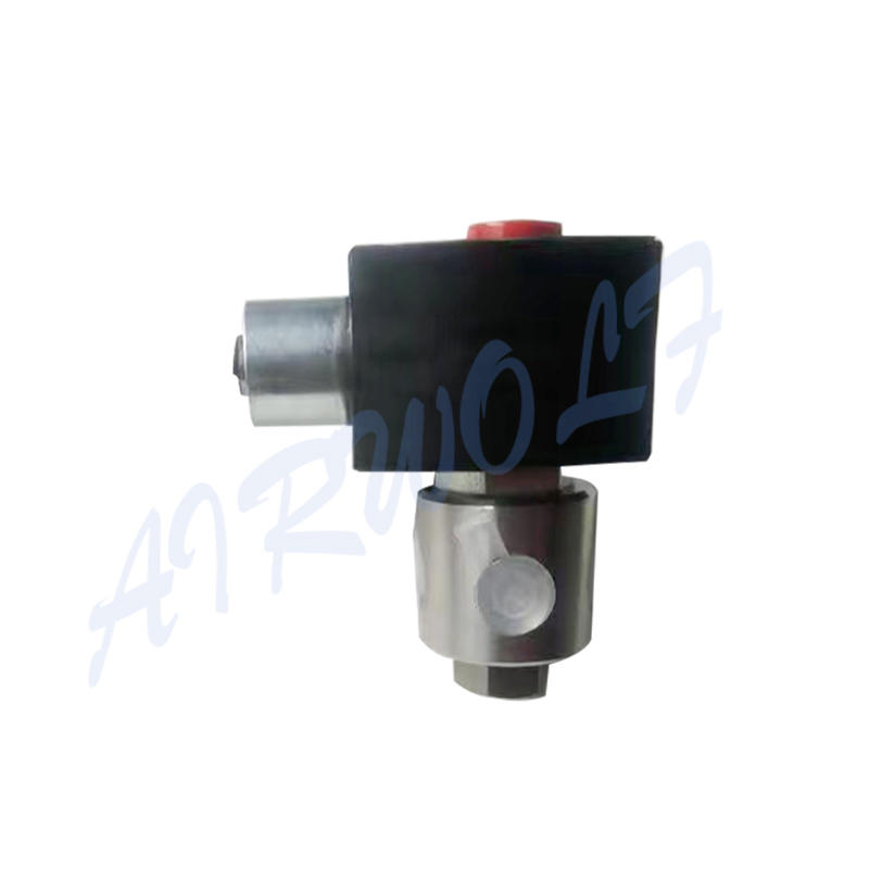 ASCO Type EF8320G202 Stainless Steel Watertight Solenoid Valve