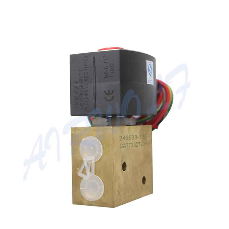 High Flow Direct Acting ASCO Type Valves EF8327G041