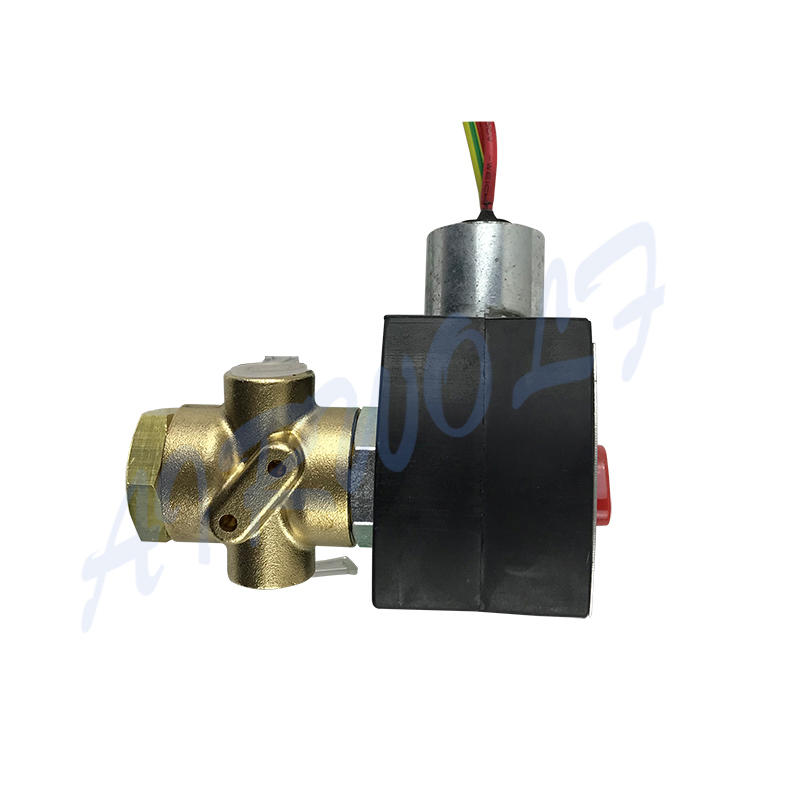 Explosion Proof Coil Solenoid Valve EF8320G174 1/8 1/4