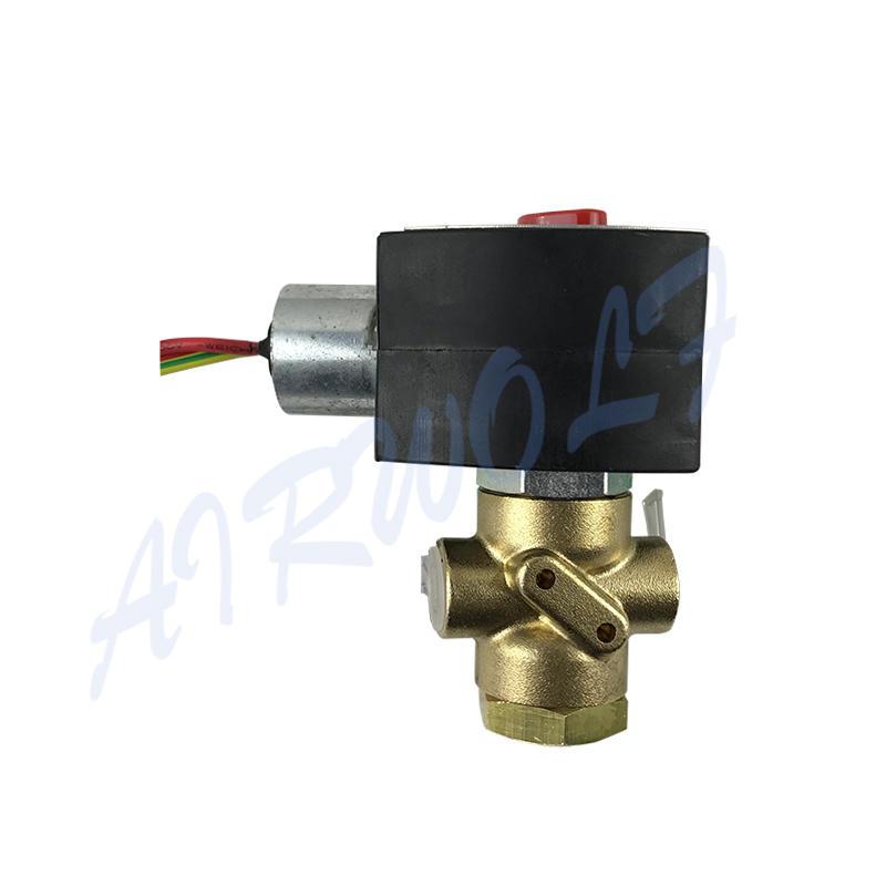 pilot operated solenoid valve high-quality liquid pipe AIRWOLF