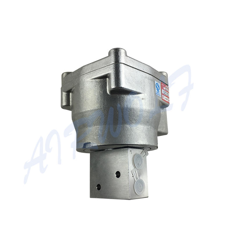 WSNF8327B102MO 3/2 1/4 Inch ASCO Type Explosion Proof Stainless Steel Solenoid