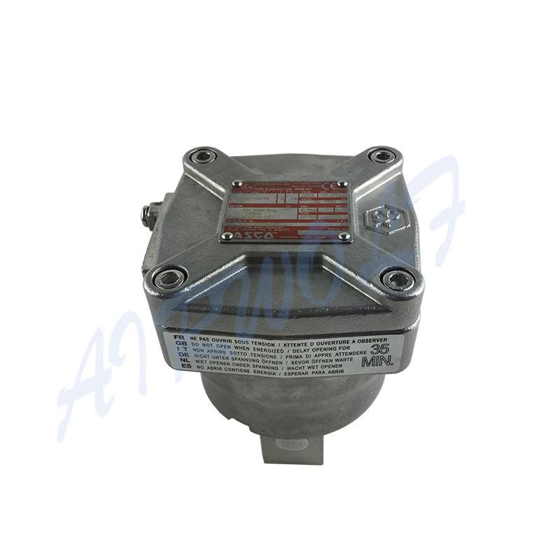 AIRWOLF hot-sale solenoid valves liquid pipe