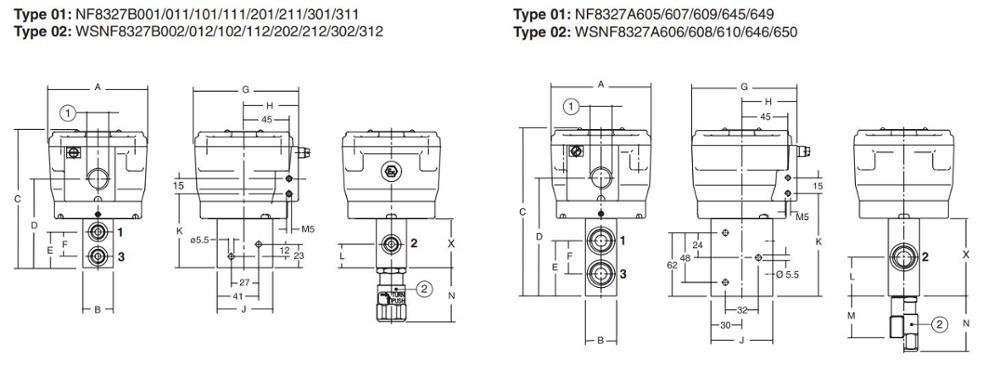 AIRWOLF hot-sale solenoid valves liquid pipe-4