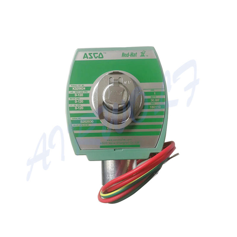 ASCO Type 8210 Series 8210G054 8210G089 1 Inch NPT Solenoid Valve