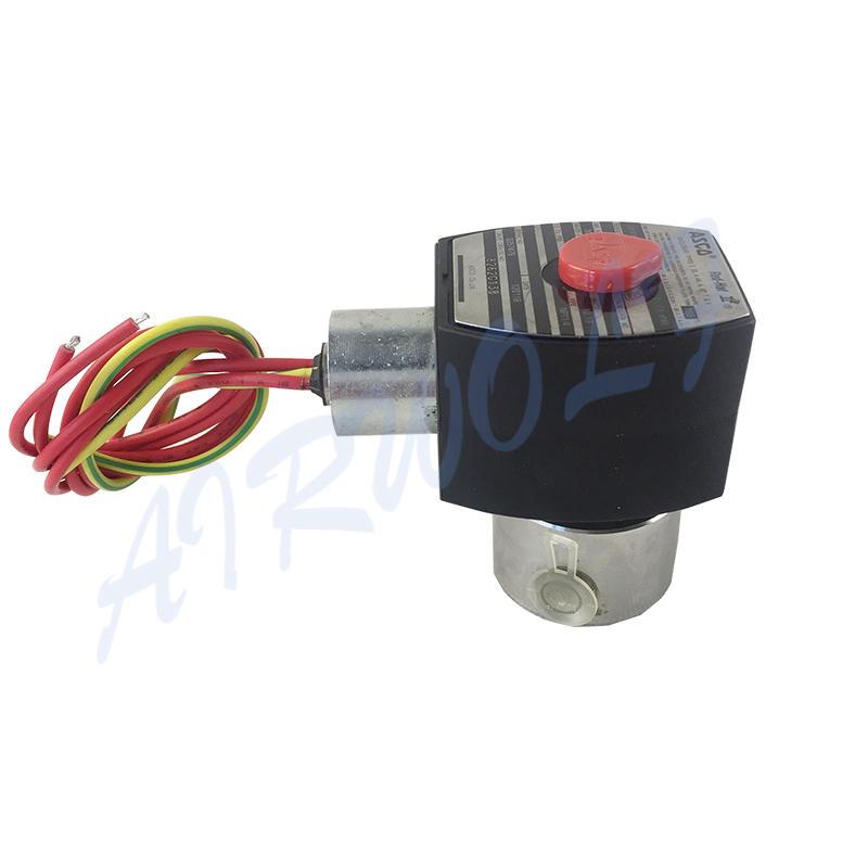 ASCO Type Direct Acting 8262G138 1/4 Inch Pneumatic Valve