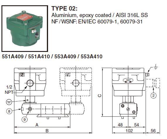 single solenoid valvehigh-qualityway water pipe