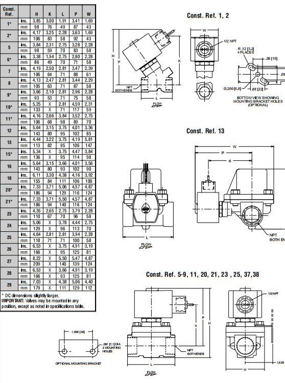 solenoid valves hot-sale magnetic liquid pipe-4