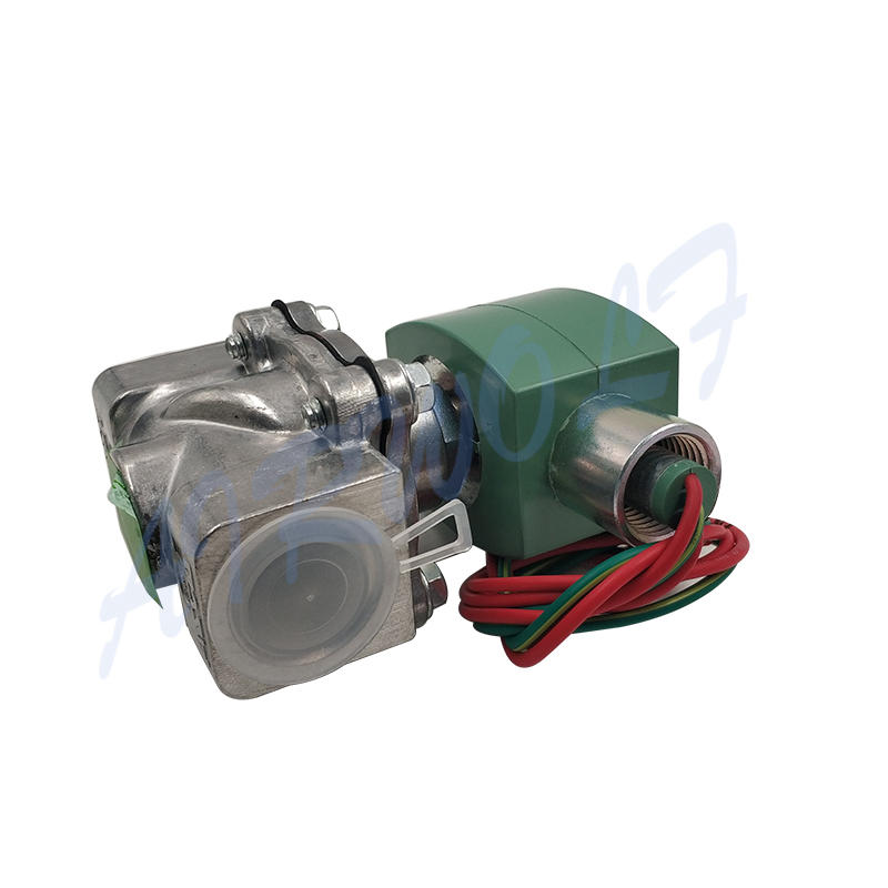 AIRWOLF customized single solenoid valve magnetic adjustable system