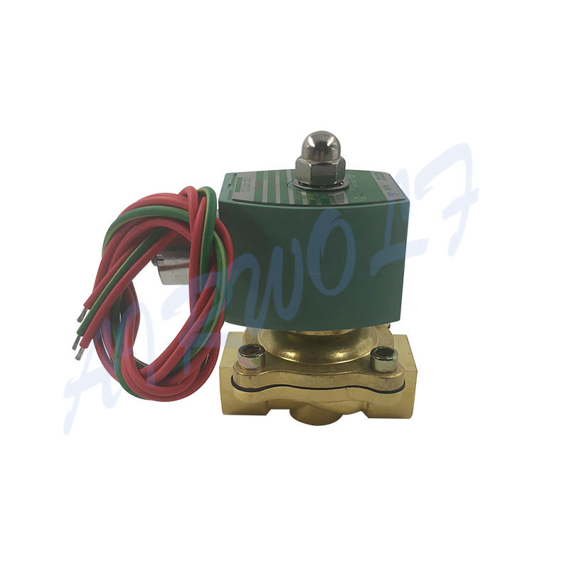 ASCO Type 8220G21 2 Way Internal Pilot Operated Solenoid Valve