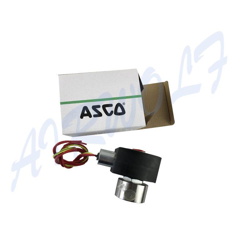 ASCO EF8262G134 American 1/4 Explosion Proof Solenoid Valve 24DC