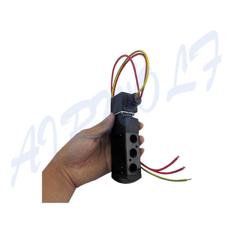 AIRWOLF OEM solenoid valves single pilot water pipe