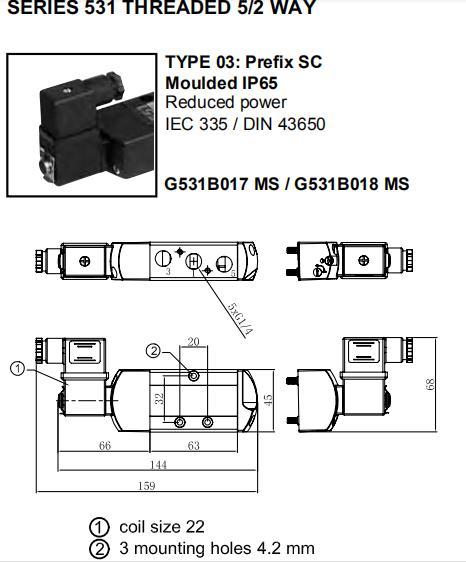 AIRWOLF OEM solenoid valves single pilot water pipe-6