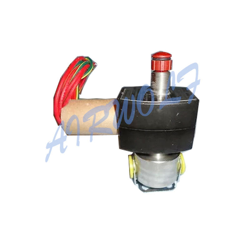 ASCO Direct Operated For High Pressure Fluids SCE262C080 Valve