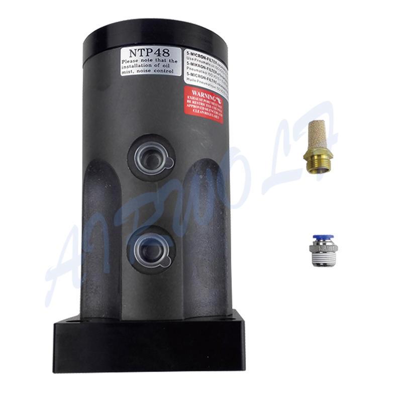Netter Pneumatic Piston Vibrators NTP Series NTP25 NTP32 NTP48